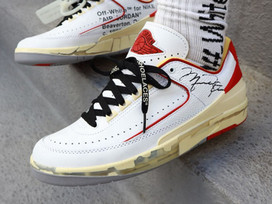 Saiba todos os detalhes do Air Jordan 2 Low em colaboração com a Off-White