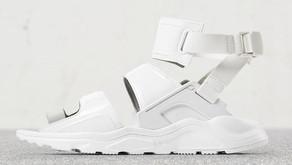A Nike transformou o Huarache em uma sandália!