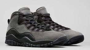 O Air Jordan 10 - Shadow - volta esse ano para as lojas