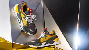 PUMA lança tênis inspirado nos famosos Transformers
