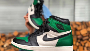 Novas imagens do tão aguardado Air Jordan 1 High - Pine Green -
