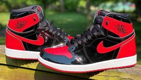 """O Air Jordan 1 """"Bred Patent"""" virá com uma caixa especial"""