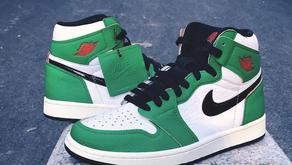 "Air Jordan 1 ""Lucky Green"" W chega essa semana ao Brasil"