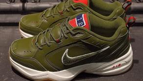 Essa versão especial do Nike Air Monarch IV (o real Dad Shoe) celebra o Dia Dos Pais