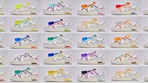 """Virgil Abloh e Nike apresentam oficialmente a coleção """"Dear Summer"""""""