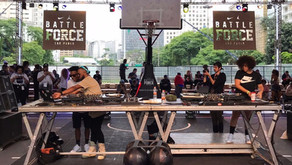 Veja como foi a festa realizada pela Nike e Artwalk para os 35 anos do Air Force 1!