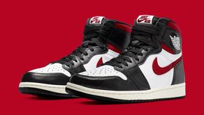 Assista ao nosso review e veja a lista de lojas da Artwalk que terão o Air Jordan 1 - Gym Red -