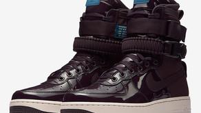 Nike - Force is Female - SF-AF1 com patent leather em seu cabedal!