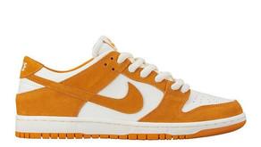 Nike SB Dunk Low Circuit Orange chega ao Brasil