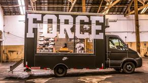 A Nike do Brasil preparou um FORCE TRUCK para o mês de Novembro!