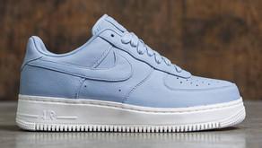 """NikeLab Air Force 1 Low """"Baby Blue"""" no Brasil!"""