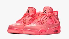 Air Jordan IV - Hot Punch -