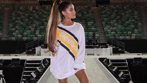 Reebok contrata Ariana Grande!