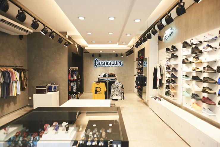 Guadalupe Store, Bom Retiro, São Paulo. Fonte: Hypebeast