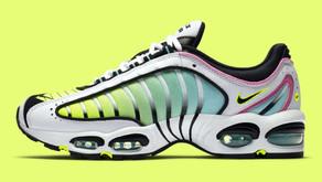 Nike Air Max IV Tailwind - Multicolor - é a próxima a desembarcar nas lojas