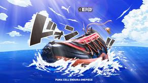 Primeiro tênis da colaboração PUMA x One Piece é revelado