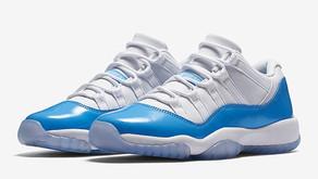 """Air Jordan XI Low """"University Blue"""""""