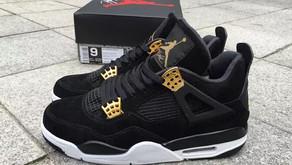 """Nike vende o Air Jordan 4 """"Royalty"""" por R$99,90 no Brasil"""