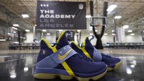 Versões exclusivas da - Academia de Basquete - da Nike que aconteceu em Los Angeles