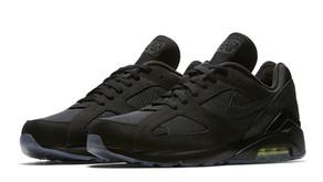 Nike Air Max 180 - Black/Volt -
