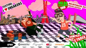 Informações sobre o Festival I Love Sneakers