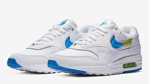 Nike Air Max 1 - Multicolor Jewel Swoosh -