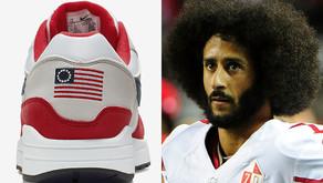 Colin Kaepernick fez Nike retirar o Air Max 1 - Independence Day - das lojas, entenda o que acontece