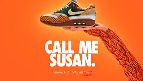 O Nike Air Max 1 x LAIKA - Susan - chega ao Brasil