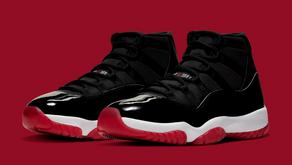"""Air Jordan 11 """"Bred"""" retorna ao mercado em uma de suas versões mais fiéis ao original ness"""