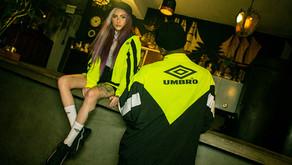 Umbro Collections - marca retorna ao casual com estilo dos anos 90/2000 + Lançamento Brasil
