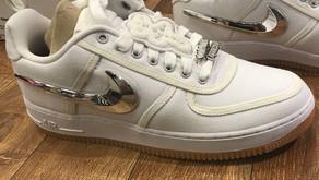 Review e lançamento do - Nike Air Force 1 Low x Travis Scott -