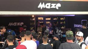 Aqui estão as perguntas e respostas do nosso Quiz que aconteceu no Maze Fest!