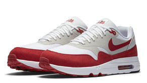 """Nike Air Max 1 Ultra 2.0 LE """"Sport Red"""" no Brasil"""