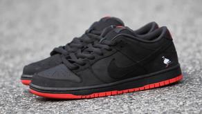 A polícia de Nova Iorque cancelou a fila do Nike SB Dunk Low - Black Pigeon -