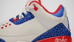 Air Jordan 3 - Independence Day -