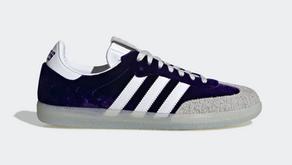 adidas Samba - Purple Haze - presta homenagem ao 4/20 e desembarca também no Brasil