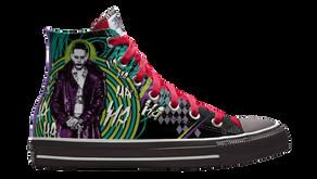 """Chuck Taylor pode ser customizado no NikeID! (+ """"Esquadrão Suicida"""")"""