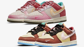 Confira a temática e divertida colaboração entre a Nike a Social Status