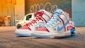 Veja os detalhes do Nike SB Dunk High x Magnus Walker que chega ao Brasil em breve