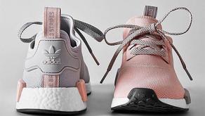 adidas NMD R1 Light Pink/Dark grey