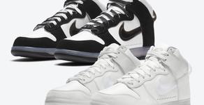 Versão preta do Slam Jam x Nike Dunk High chega ao Brasil