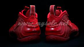 "Nike Air Foamposite ""Red October"""