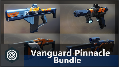Vanguard Pinnacle Weapon Bundle