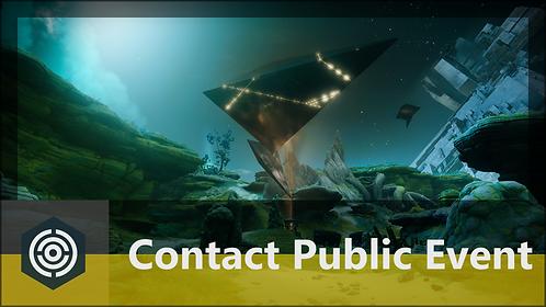 Contact Public Event