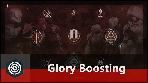 Glory: Crucible Rank Boosting