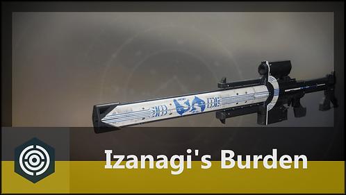 Izanagi's Burden Exotic Quest