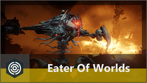 Eater Of Worlds (Raid Lair)