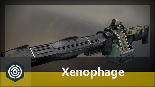 Xenophage Exotic Quest
