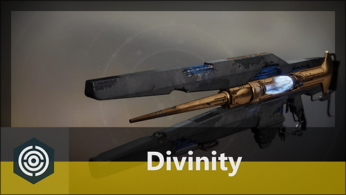 Divinity Exotic Quest