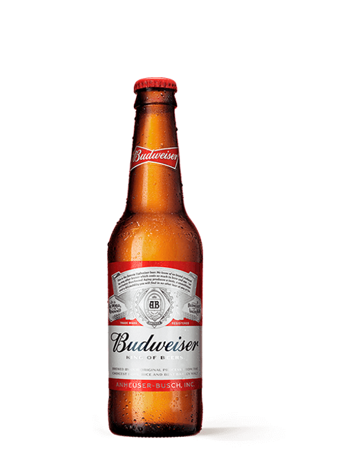 Cerveja Budweiser LN 330ml